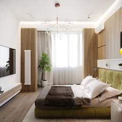 industrial Bedroom by Lines