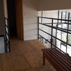 Local comercial: Estudios y oficinas de estilo minimalista por D&D Arquitectura