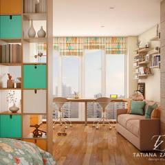 Wonderful design project: styl , w kategorii Pokój dla dziecka zaprojektowany przez Design studio TZinterior group