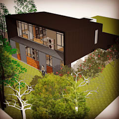 Proposed Exterior Design:  Houses by Alto Builders Sdn Bhd