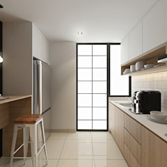 Kitchen :  Kitchen by Verde Design Lab