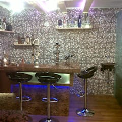 Bars & Clubs von aasha interiors