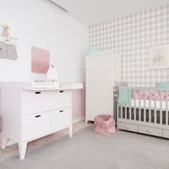 Nursery/kid's room by This Little Room, Eclectic