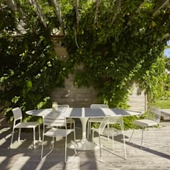 Pool im grüne :  Terrasse von Paul Marie Creation
