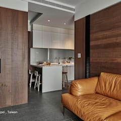 Living room by SECONDstudio