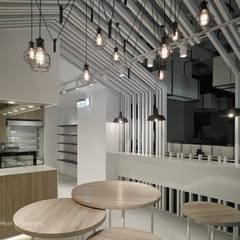 Campus Fresh:  餐廳 by SECONDstudio