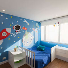 Boys Bedroom by ARCE S.A.S