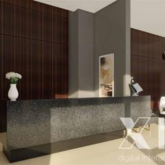 One88 By Bosa: Pasillos y recibidores de estilo  por Xline 3D