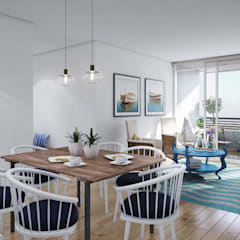Dining room by Xline 3D