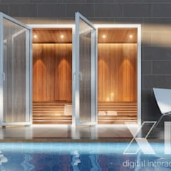 One 88 by Xline 3D :  Pool by Xline 3D Digital Architecture