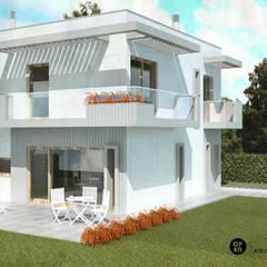 by ATELIER OPEN ® - Arquitetura e Engenharia Modern انجینئر لکڑی Transparent