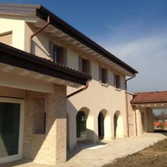 Villa door studio arch sara baggio