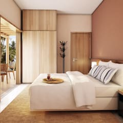 tropical Bedroom by Mutabile