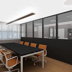 Estudios y oficinas de estilo topical por Mutabile