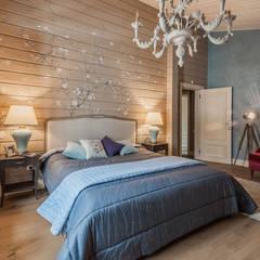 country Bedroom by 'Студия дизайна Марины Кутеповой'