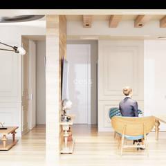 Cess İç Mimarlık – Ofis Tasarımları 2018:  tarz Ofisler ve Mağazalar