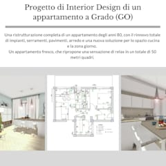 Floors by Dettaglidinterni Architettura, Interior Design e Home Staging