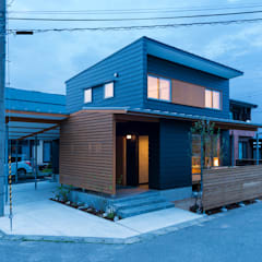 Passive house by 株式会社山口工務店