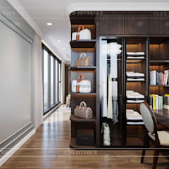 classic Dressing room by ICON INTERIOR