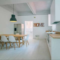 Loft 11 ème: Cuisine de style de style Industriel par 2002