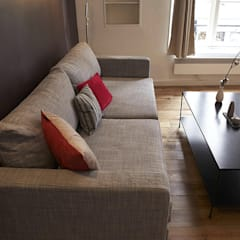 Appartement 75006 Paris: Salon de style de style Scandinave par 2002