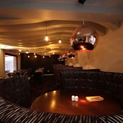 Holdi Resturant:  Bars & clubs by Asco Lights Limited