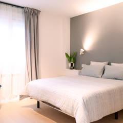 غرفة نوم تنفيذ Estudio diseño Absoluto