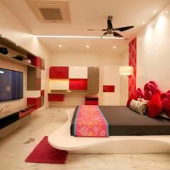 Schlafzimmer von Innerspace