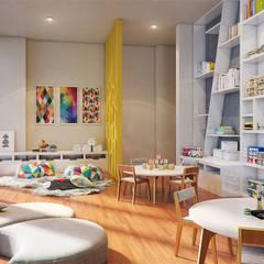 One88 By Bosa: Dormitorios infantiles de estilo  por Xline chile