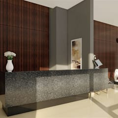One88 By Bosa: Pasillos y hall de entrada de estilo  por Xline chile