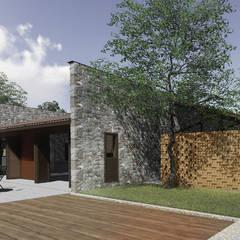 CASA FN: Casas do campo e fazendas  por Mutabile