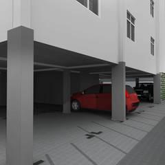 ED EUGÊNIA: Garagens duplas  por Mutabile