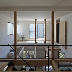 どんつきの家: 岩本賀伴建築設計事務所が手掛けたサンルームです。