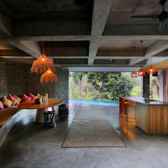 Chameleon Villa Bali:  Pool by Word of Mouth House