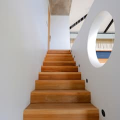 Seascape Stairs :  Stairs by Word of Mouth House