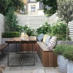 scandinavian Garden by Rossi Design