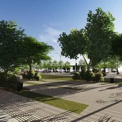: Shopping Centers  por RUA D | Arquitetura e Urbanismo