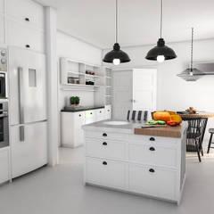 ห้องครัว by Bhavana