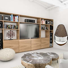 Media room by Bhavana