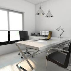 مكتب عمل أو دراسة تنفيذ Bhavana