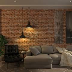 Projetos: Salas de estar  por Arquiteta Joana Monteiro
