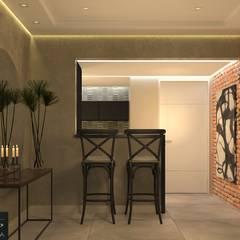 Muebles de cocinas de estilo  por Arquiteta Joana Monteiro