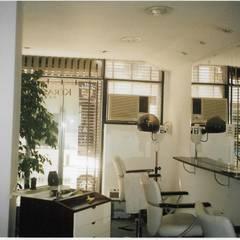 Remodelación Local Comercial: Oficinas y Tiendas de estilo  por ANADECO - Decoradora y Diseñadora de Interiores - La Plata