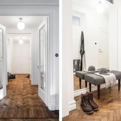 Corridor & hallway by Baltic Design Shop
