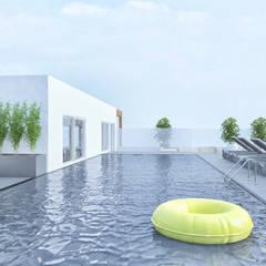 Projecto: Moradias  por MY STUDIO HOME - Design de Interiores