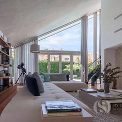 Projeto: Moradias  por MY STUDIO HOME - Design de Interiores