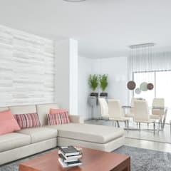 Living room by MY STUDIO HOME - Design de Interiores