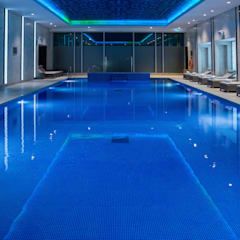 Award Winning Pool at InterContinental London - The 02:  Hotels by London Swimming Pool Company
