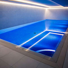 London Swimming Pool Company의  인피니티 풀