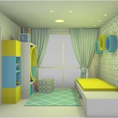 Boys Bedroom by Studio Elabora,